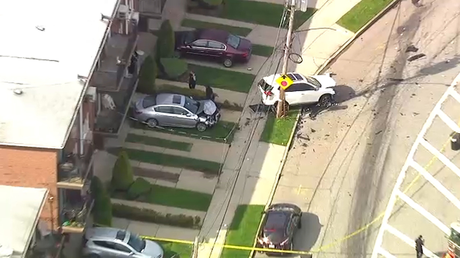 6-year-old boy killed when car slams into parked vehicle in Canarsie