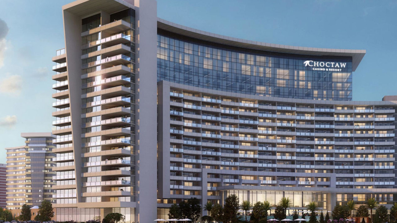 Luxury casino-resor t 330 miles from Houston planning expansion