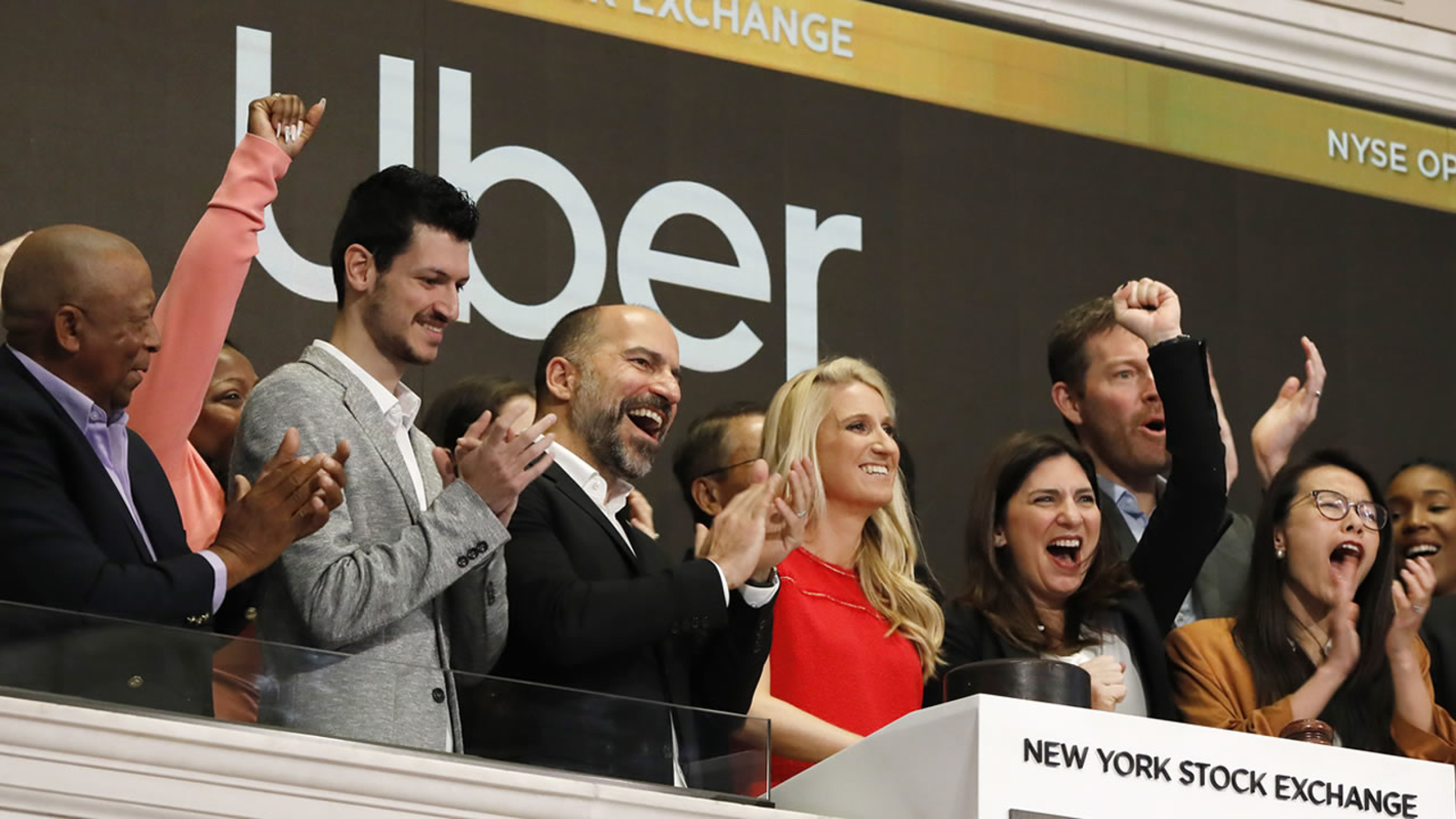 Uber ipo time today