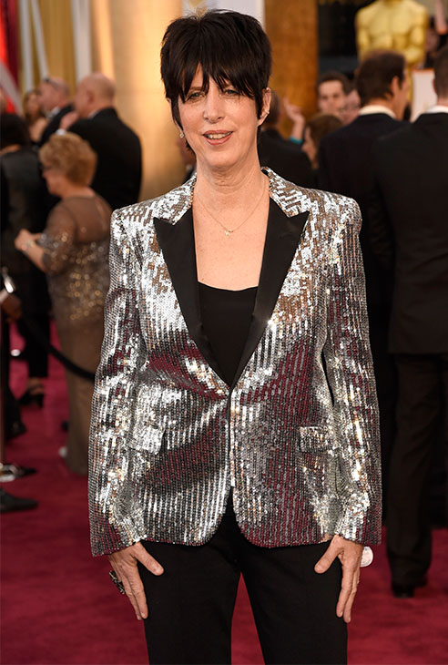 "<div class=""meta image-caption""><div class=""origin-logo origin-image none""><span>none</span></div><span class=""caption-text"">Diane Warren arrives. (AP Photo)</span></div>"