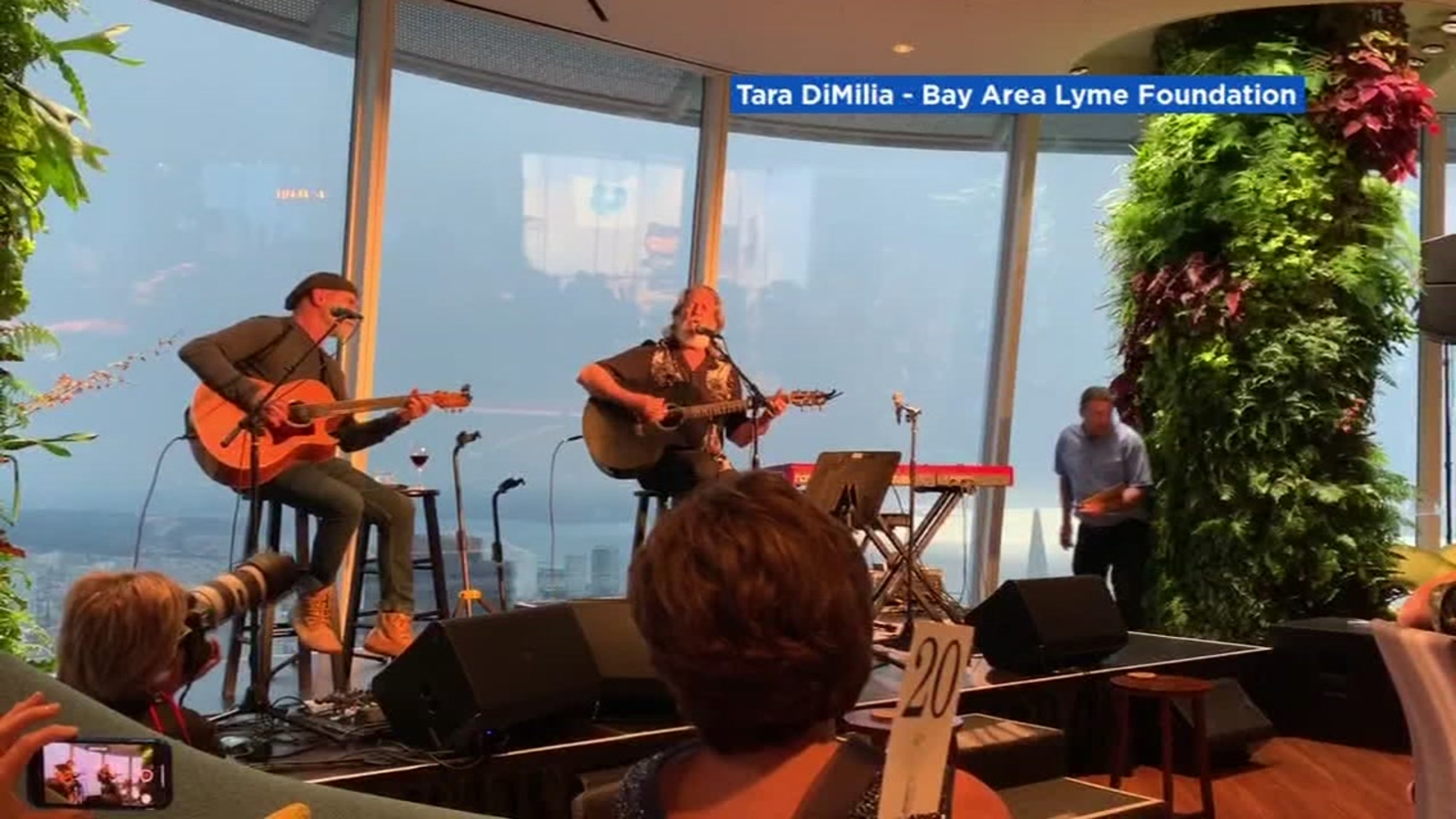 Event held in SF to raise awareness about Lyme disease