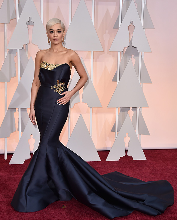 "<div class=""meta image-caption""><div class=""origin-logo origin-image none""><span>none</span></div><span class=""caption-text"">Rita Ora arrives. (AP Photo)</span></div>"