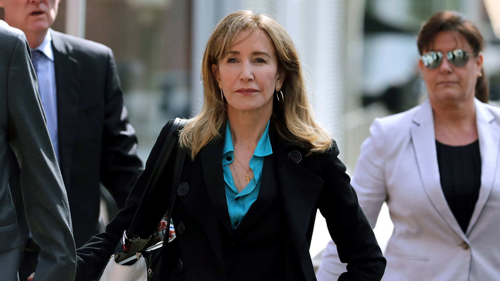 Image result for felicity huffman tears cnn