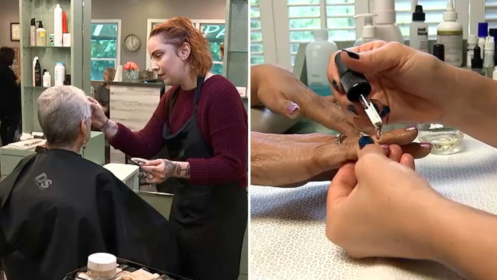 Salon in New Jersey offers complimentary services to cancer survivors