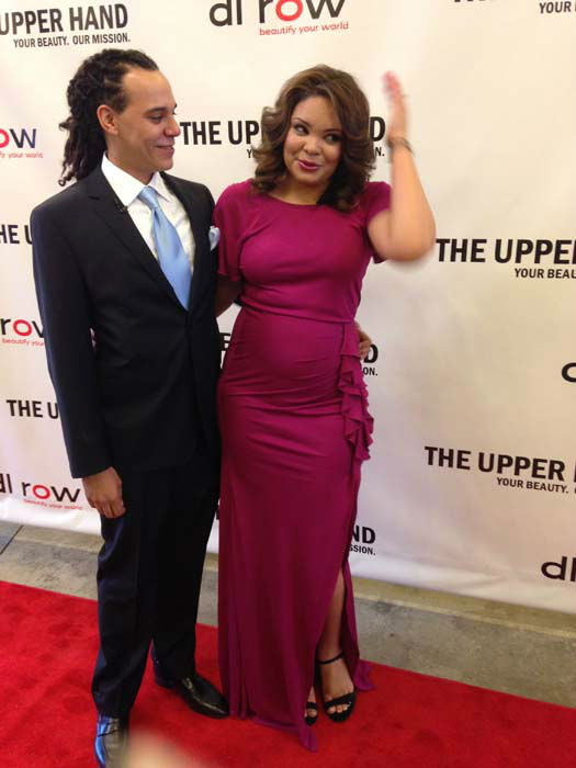 """<div class=""""meta image-caption""""><div class=""""origin-logo origin-image none""""><span>none</span></div><span class=""""caption-text"""">Monique and Morgan have been together 3 years and just got engaged. We gave them with a red carpet makeover! (KTRK Photo)</span></div>"""