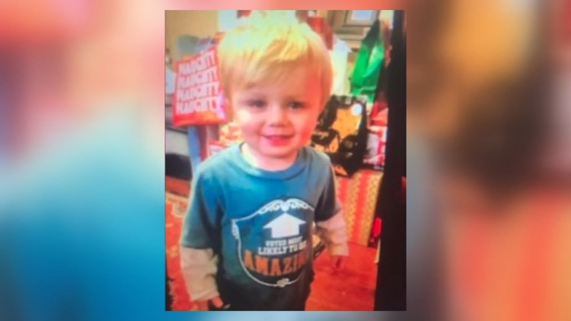 Toddler missing from Kentucky home