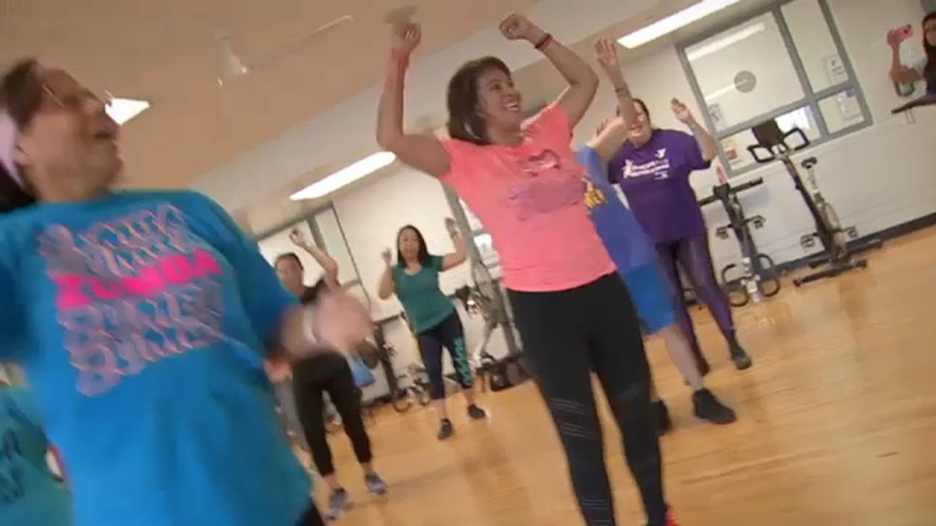 Seniors Get Movin With Alief Ymca S Silversneakers Program Htx Alief Abc13 Houston