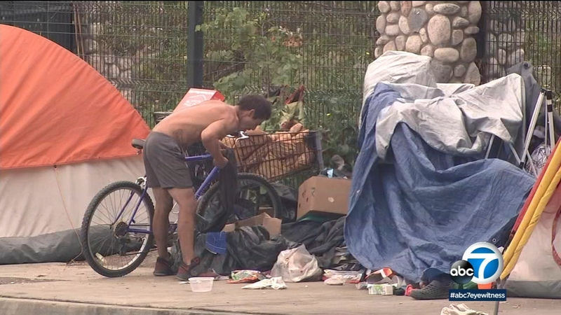 SoCal residents outraged over homelessness crisis