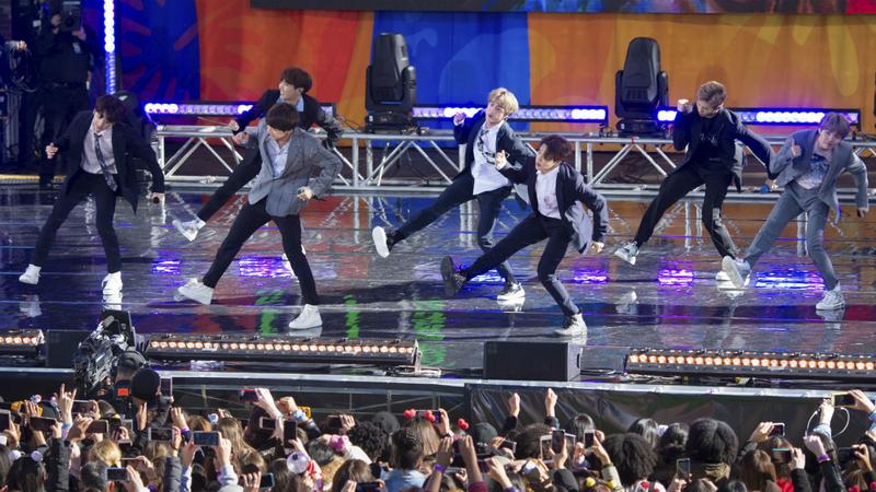 BTS at MetLife: Be prepared for 2-hour delays after concert