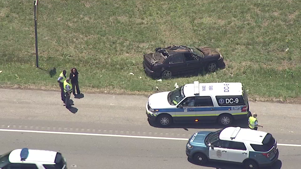 Driver dead in crash on I-440 in Raleigh