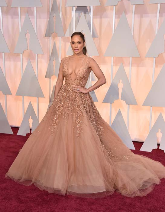 42dad62877078 Jennifer Lopez-inspired beaded ball gown - $470 at Nordstrom