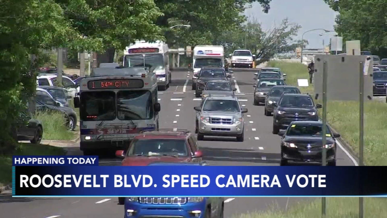 Speed camera along Roosevelt Blvd could get Council approval as early as Thursday