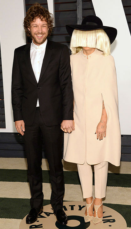 "<div class=""meta image-caption""><div class=""origin-logo origin-image none""><span>none</span></div><span class=""caption-text"">Erik Anders Lang and Sia at Vanity Fair. (AP)</span></div>"