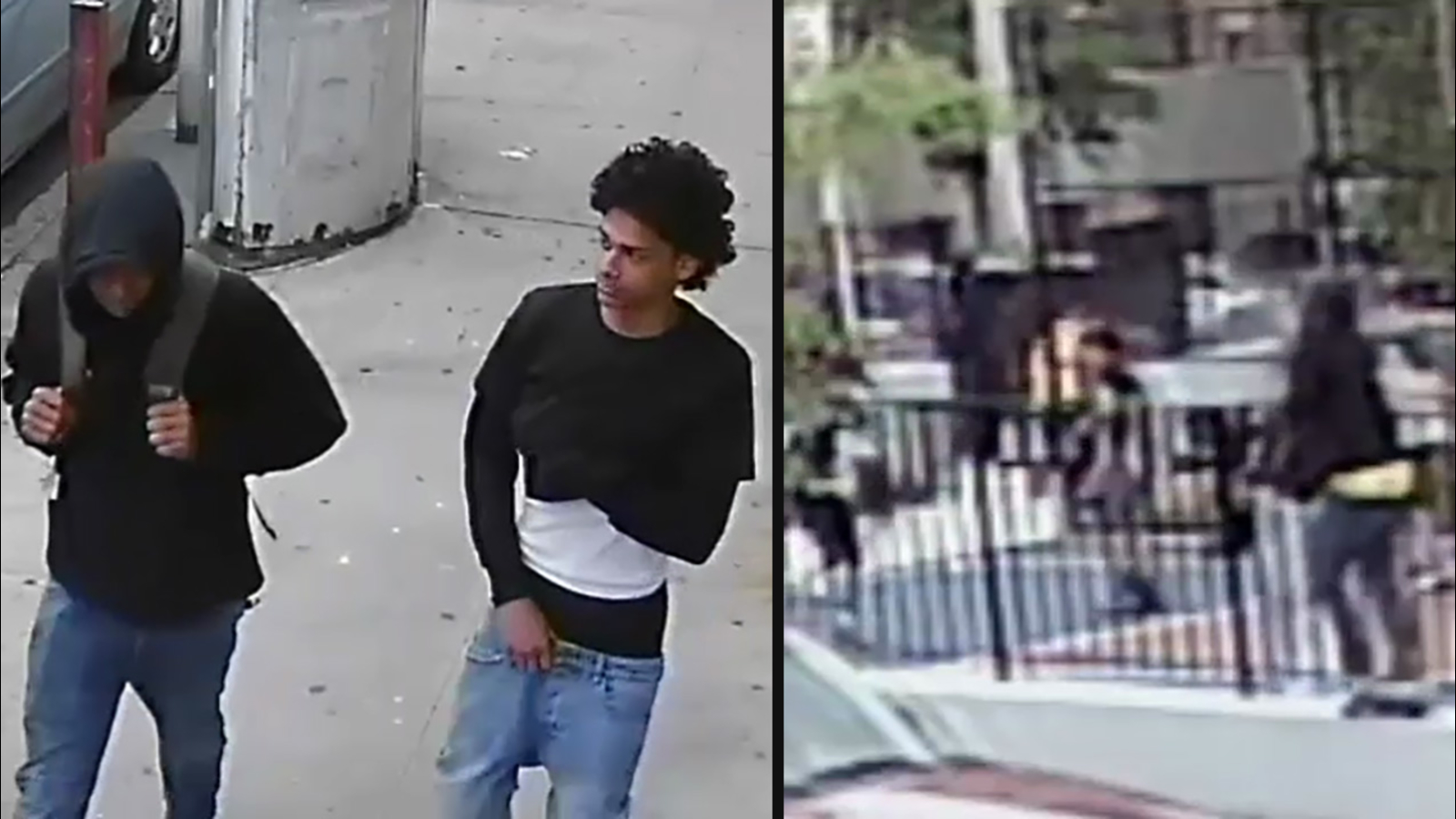 Bronx playground shooting wounds 2, sends dozens scrambling for safety