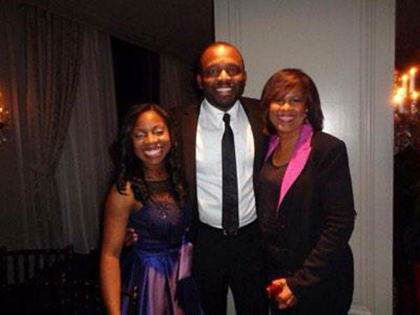 """<div class=""""meta image-caption""""><div class=""""origin-logo origin-image none""""><span>none</span></div><span class=""""caption-text"""">Tracy Clemons and his wife attended the event to support Melanie. (KTRK Photo)</span></div>"""