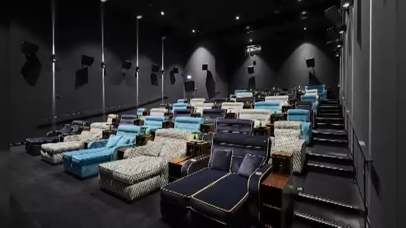 New Movie Theater In Switzerland Lets You Watch Movies In Bed Abc7 New York