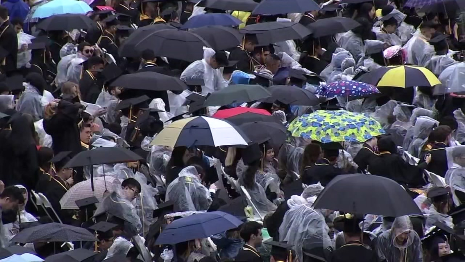 Bay Area gets soaked in second round of storms