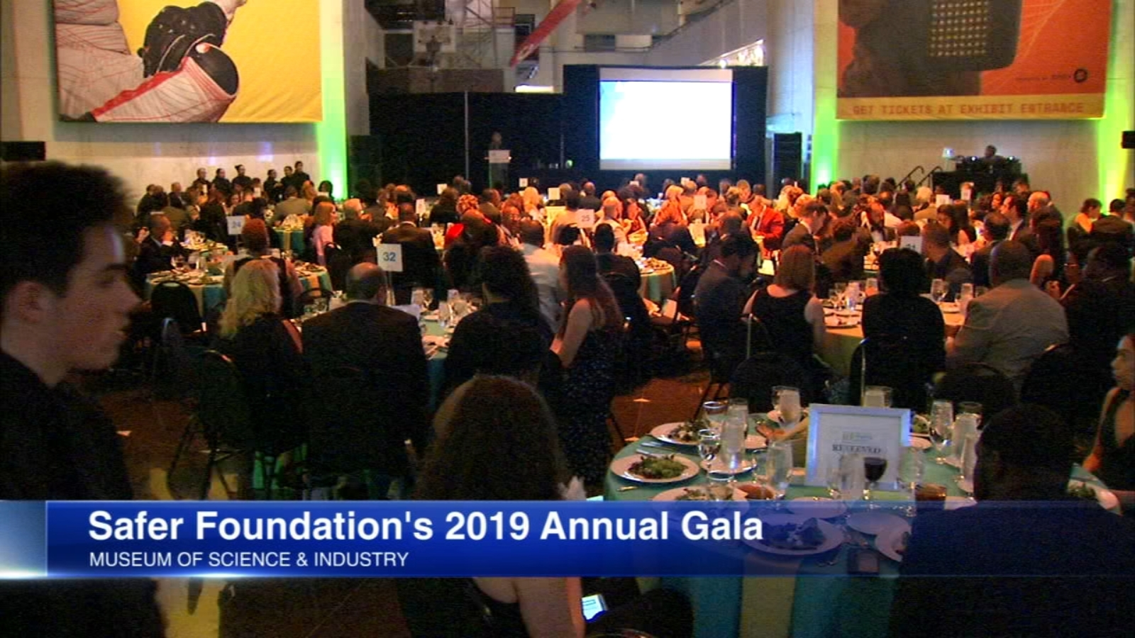 Safer Foundation holds annual gala