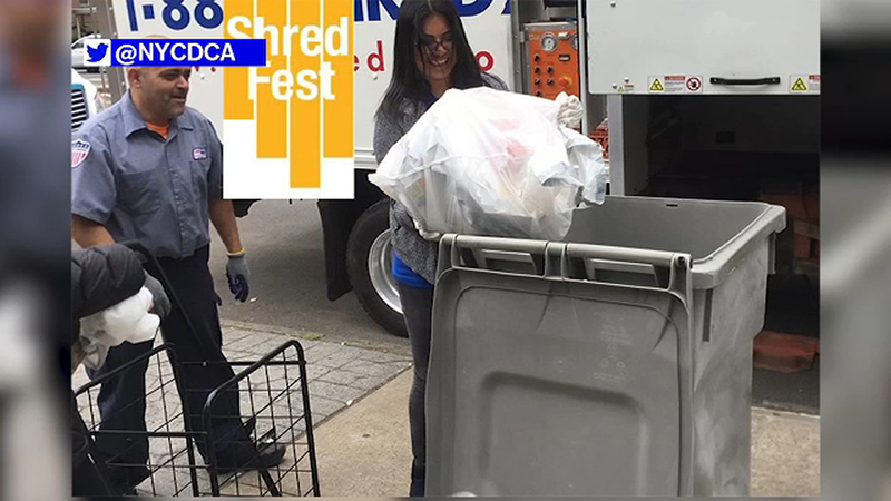 NYC holds free paper shredding events at locations around the city