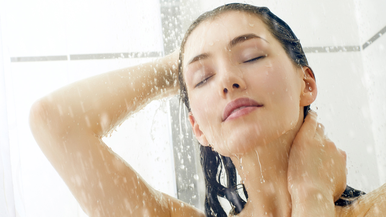 Woman shower photo 70