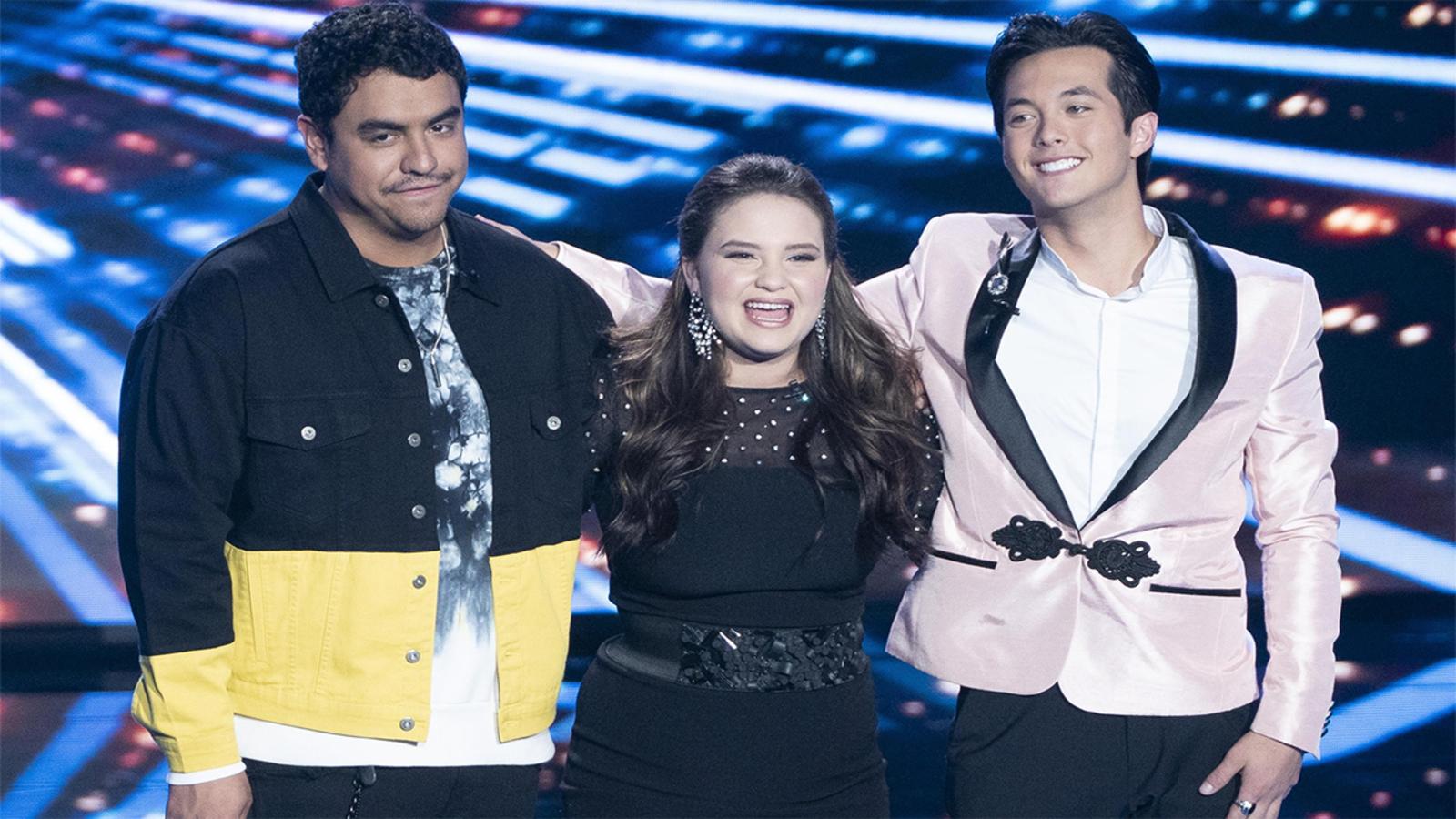'American Idol' finale: Fans decide between final 3