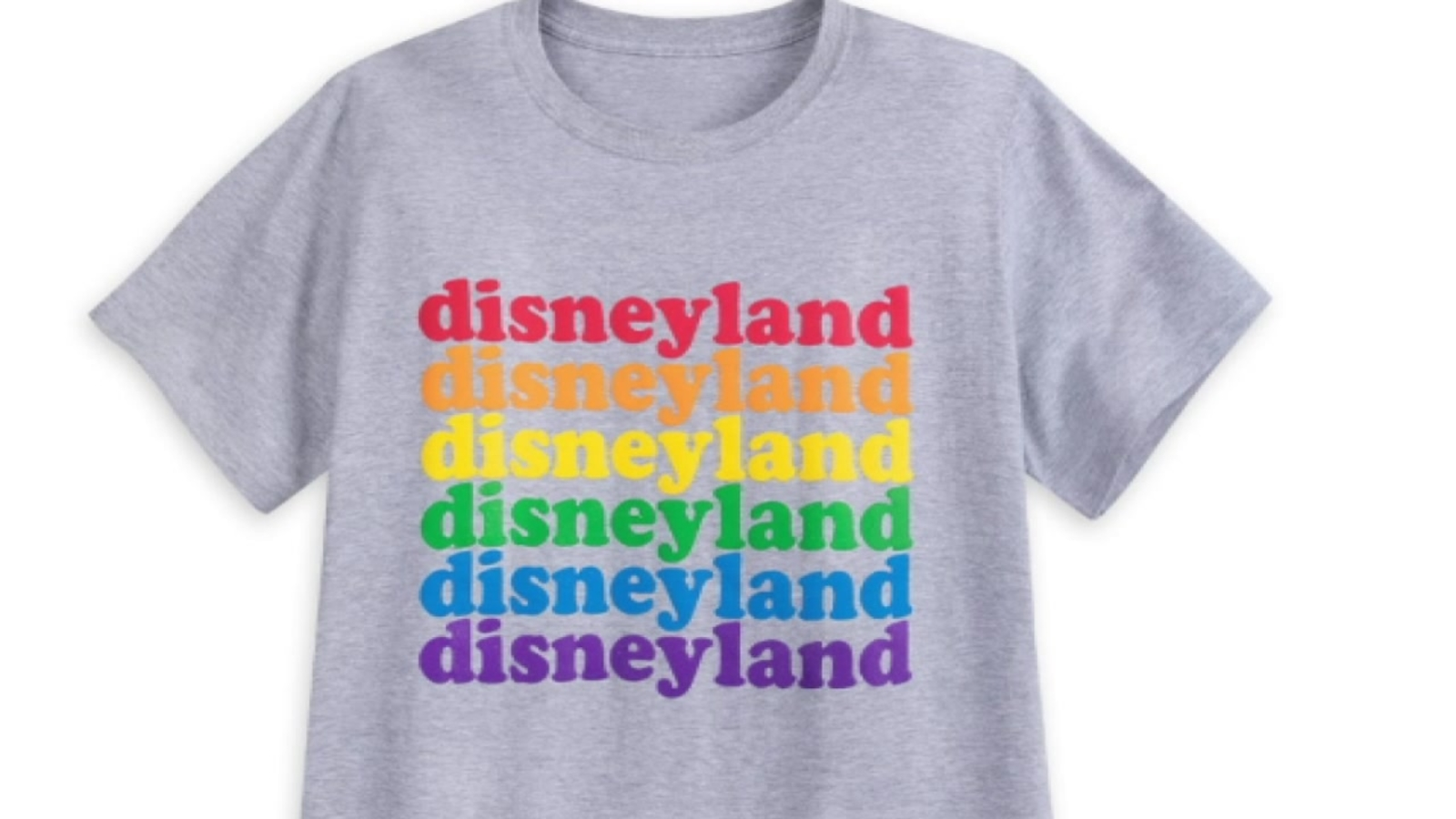 Rainbow Disney Collection unveiled in celebration of Pride Month