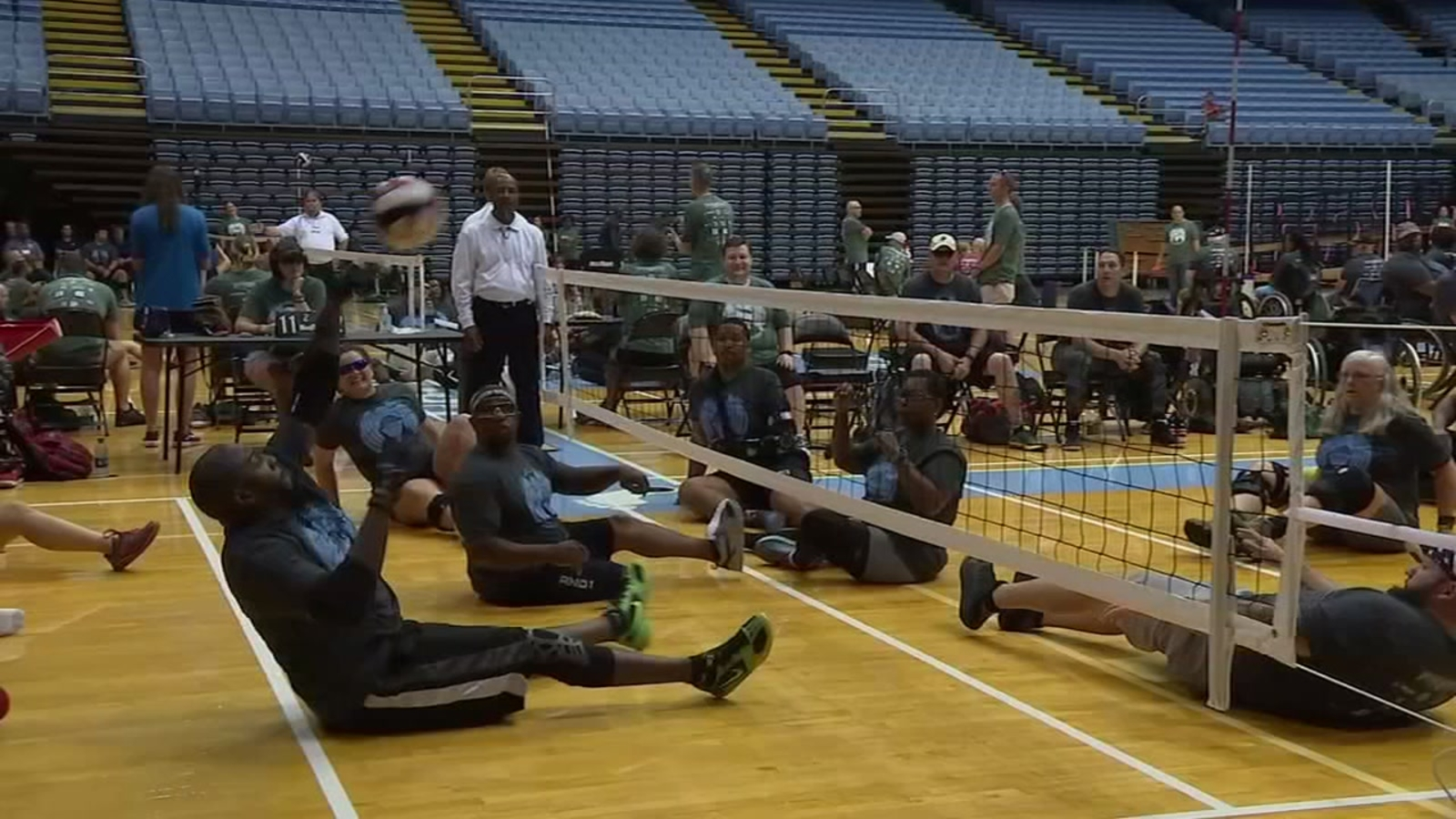Valor Games Southeast empower disabled veterans competing in the Triangle