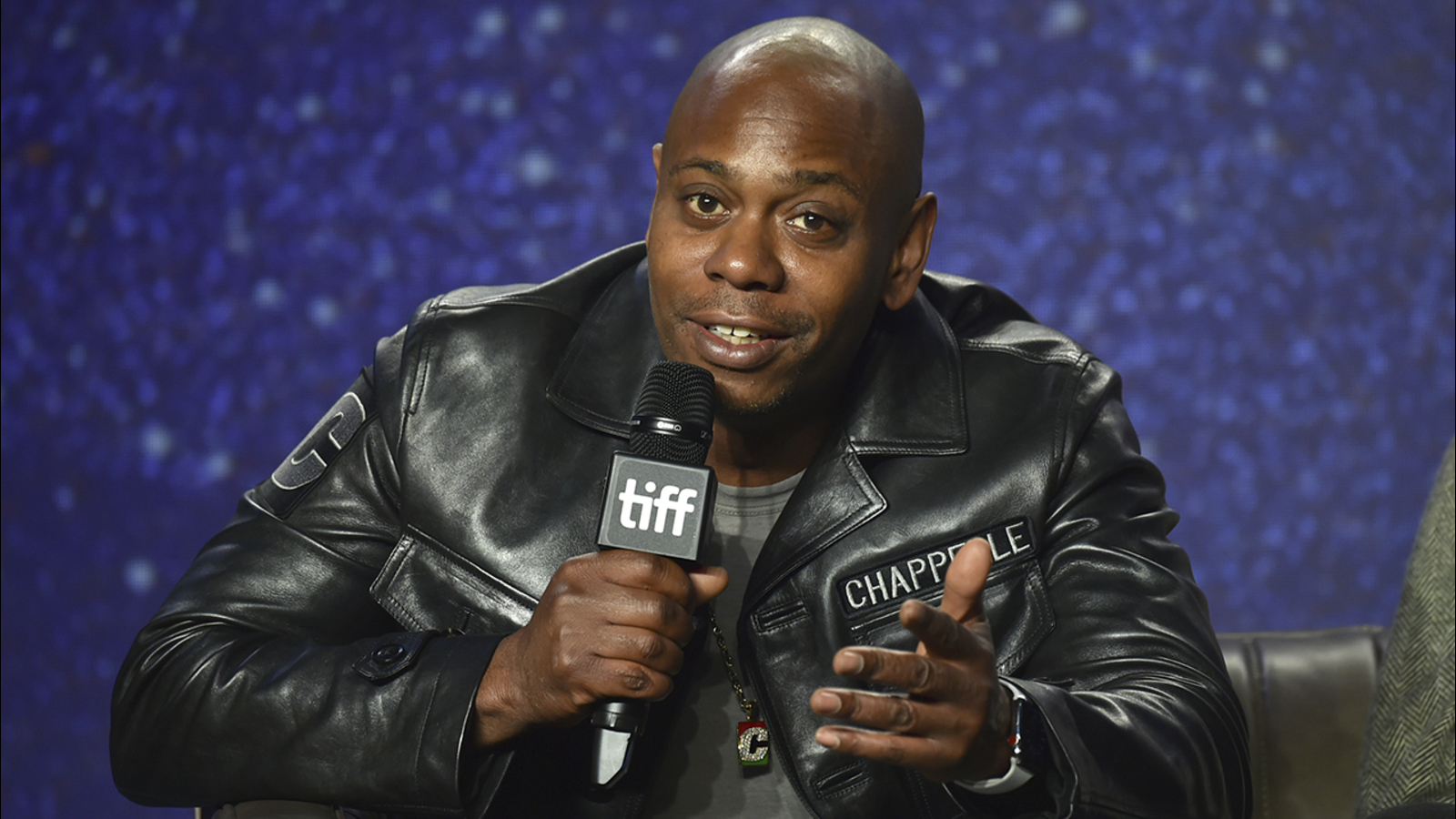 LIVE: Comedian Dave Chappelle to make announcement about Punchline SF comedy club