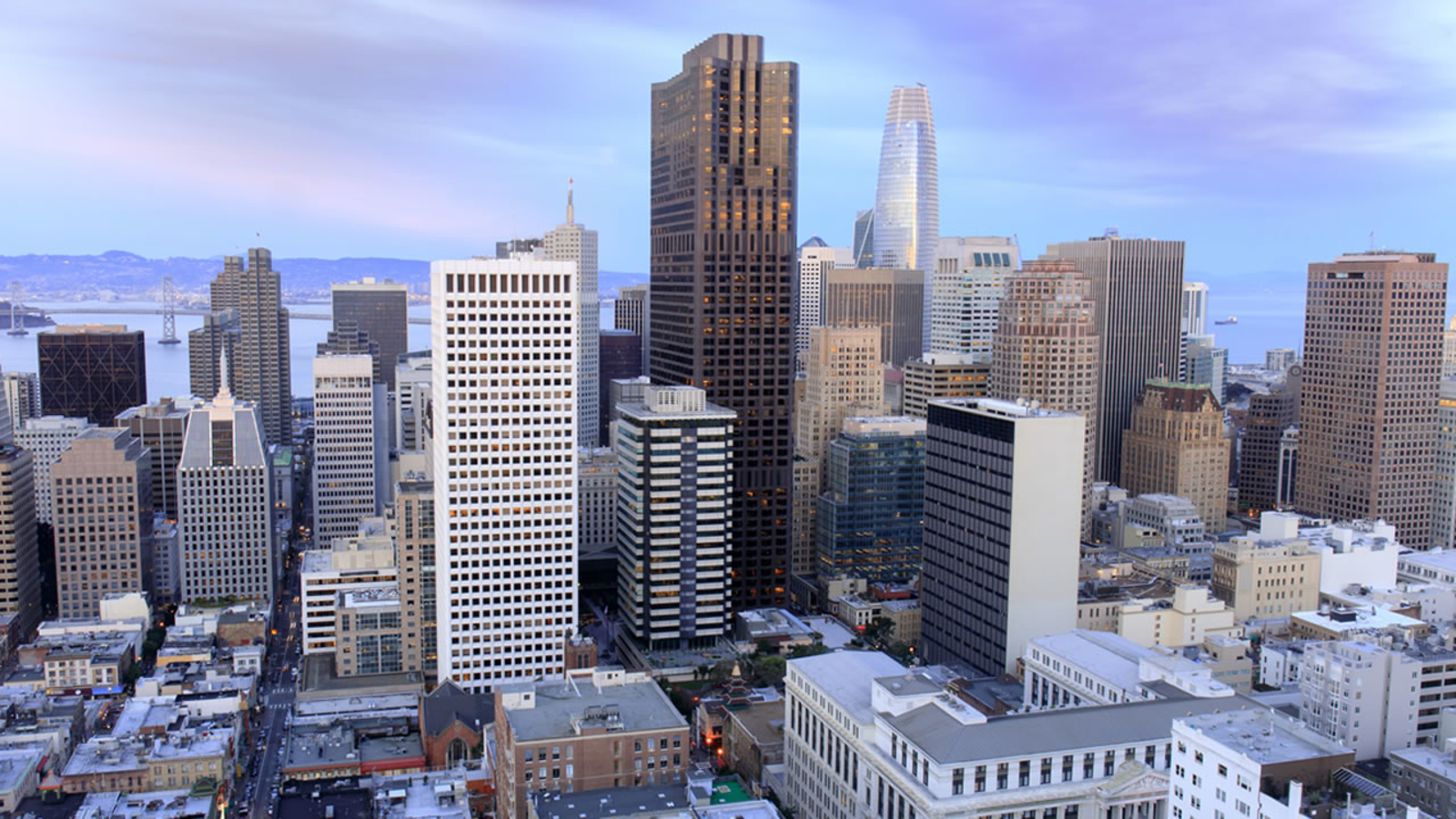 Report: San Francisco has highest salaries in world