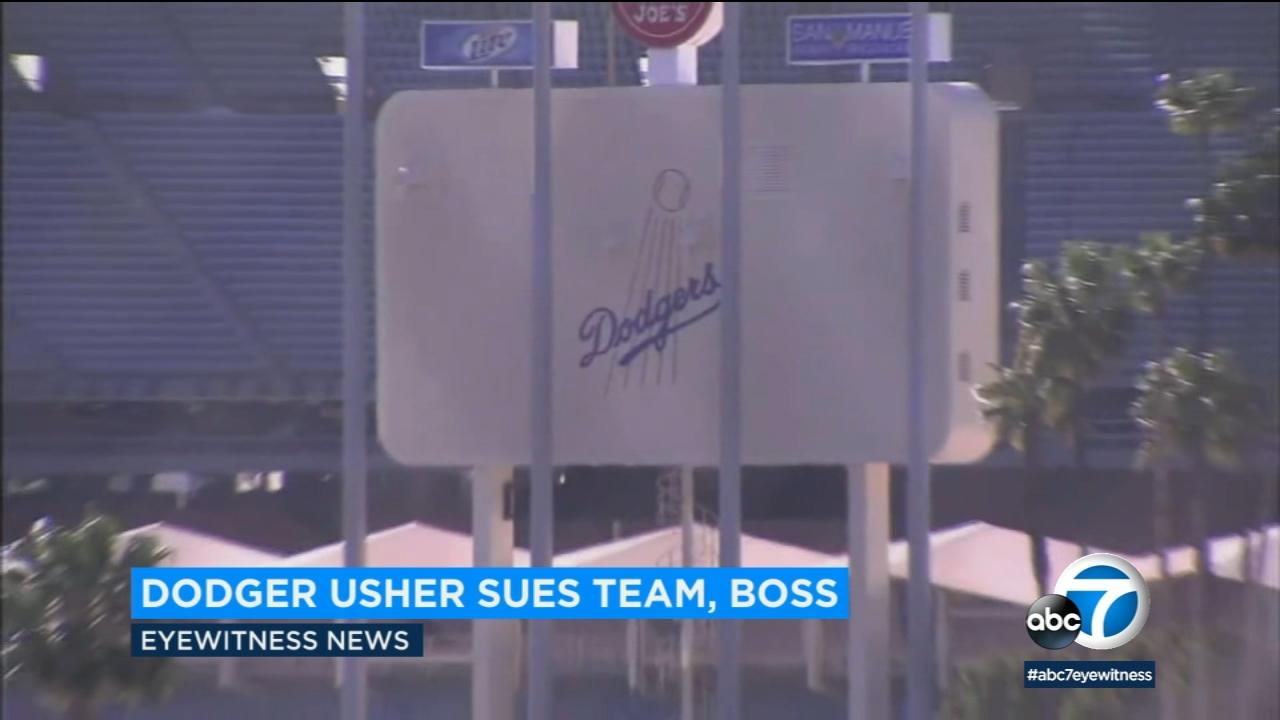 Dodger Stadium Usher Suing Team Over Alleged Sex Harassment Backlash Abc7 Los Angeles