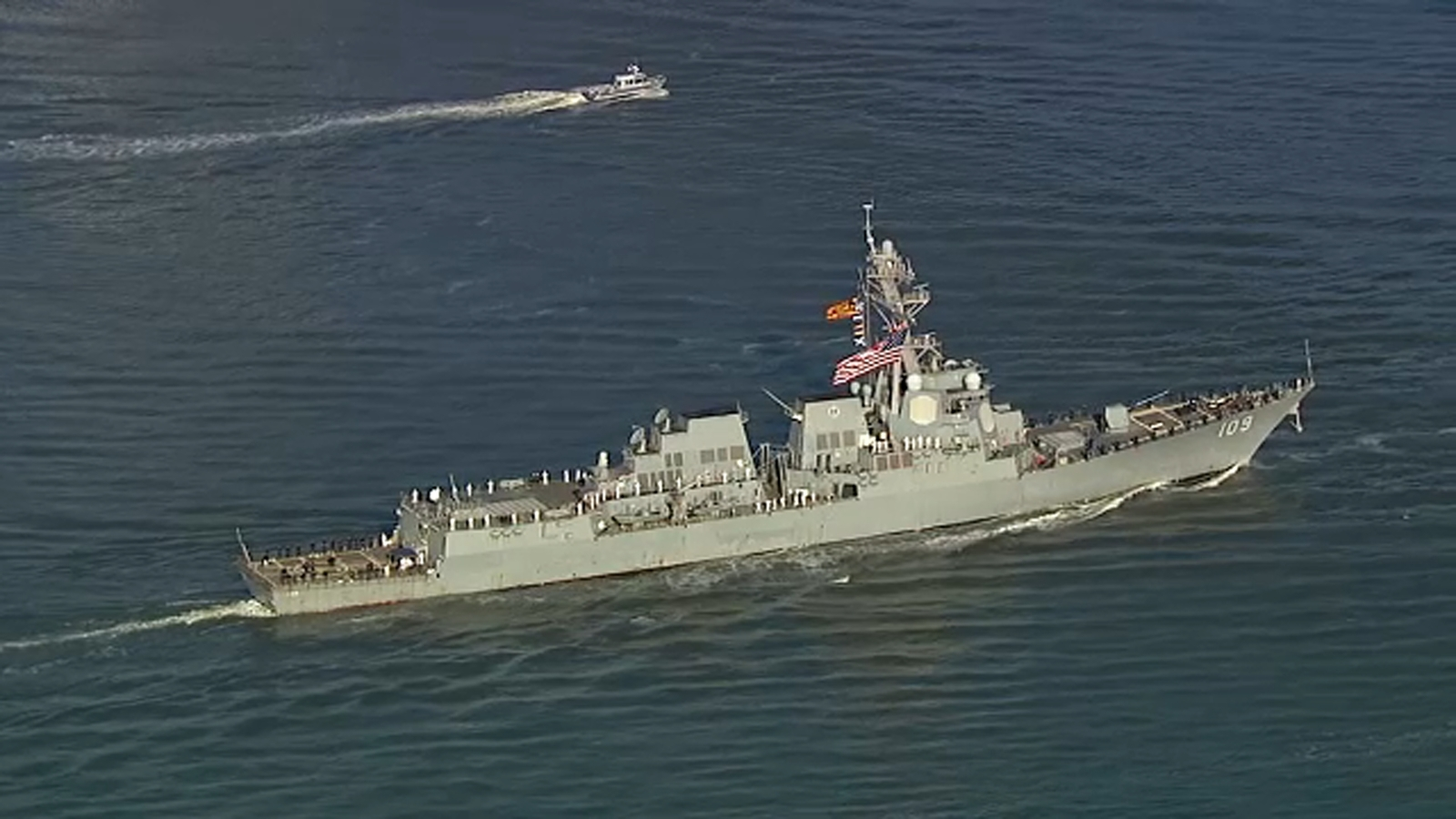 Fleet Week New York is back and virtual for 2nd straight year thumbnail
