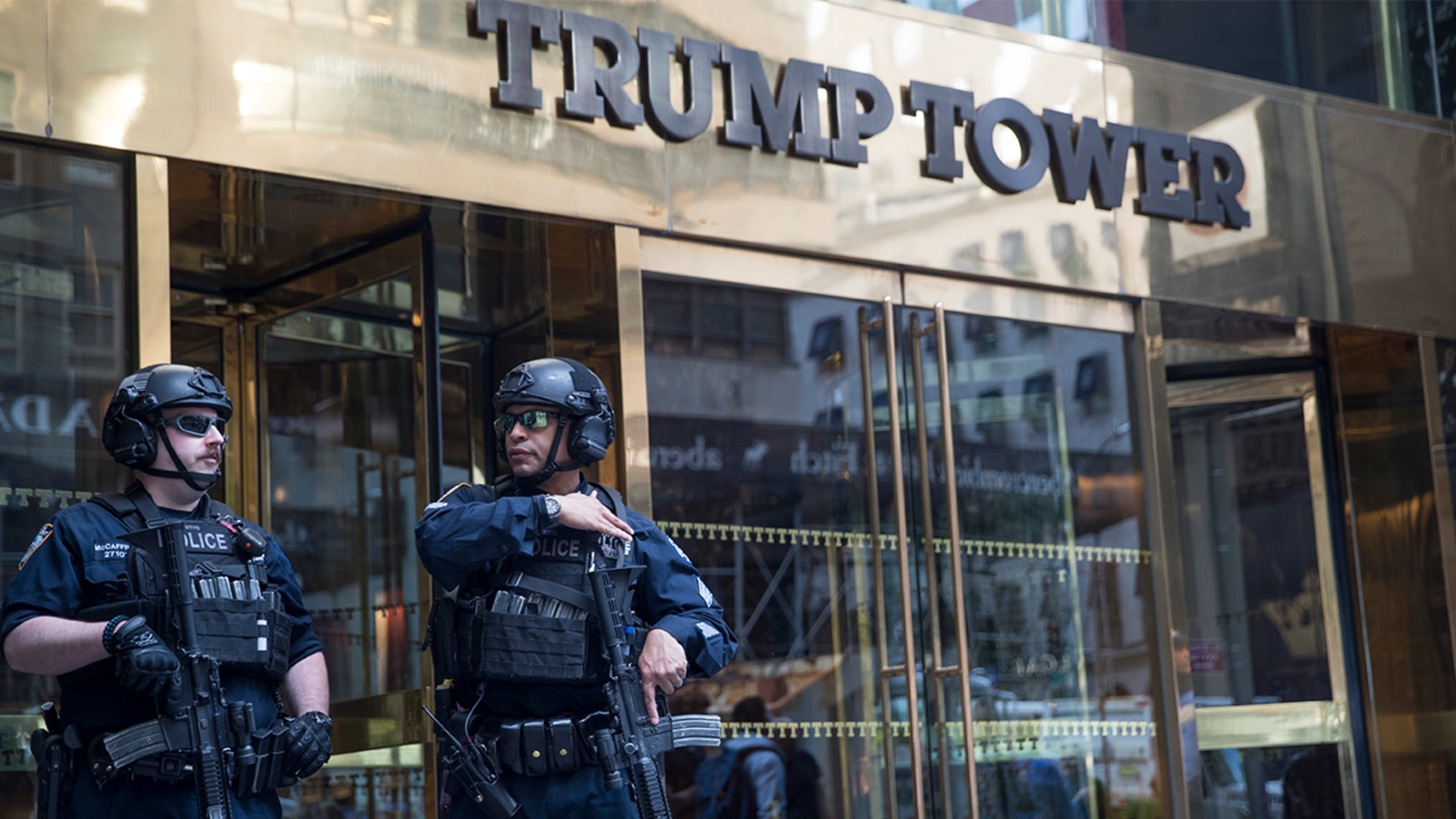 NJ man arrested on terror charges, allegedly wanted to bomb Trump Tower