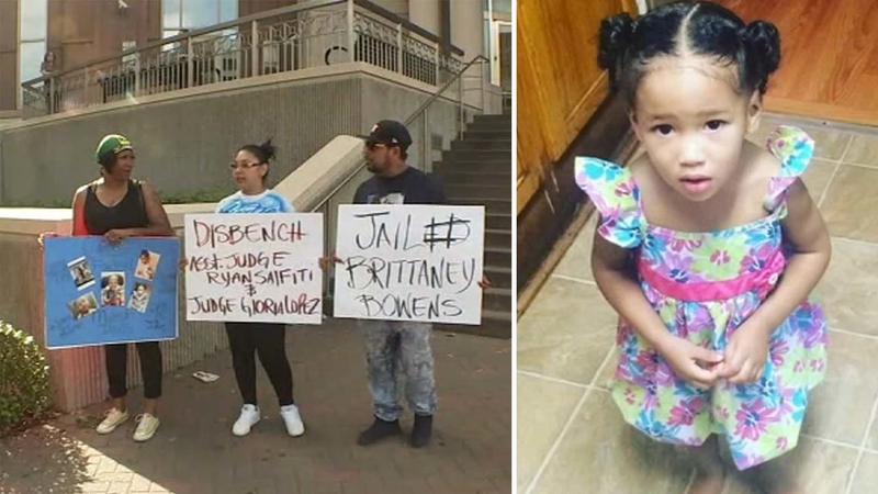 Protesters demanding more answers in Maleah Davis' disappearance