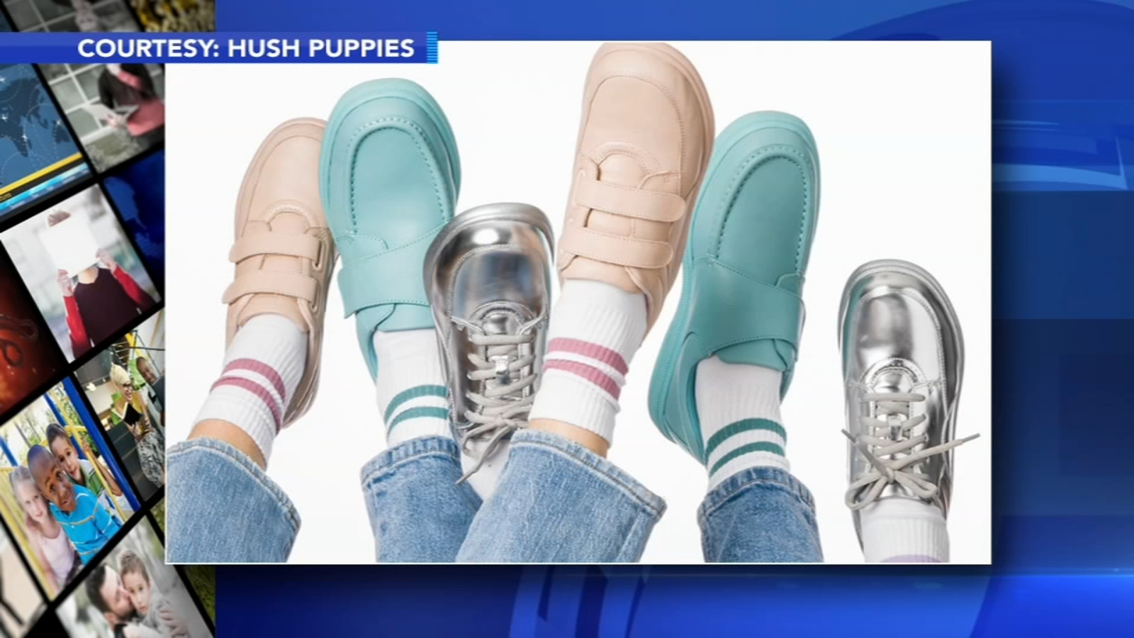 Hush Puppies' Power Walkers giving new life to dad sneakers