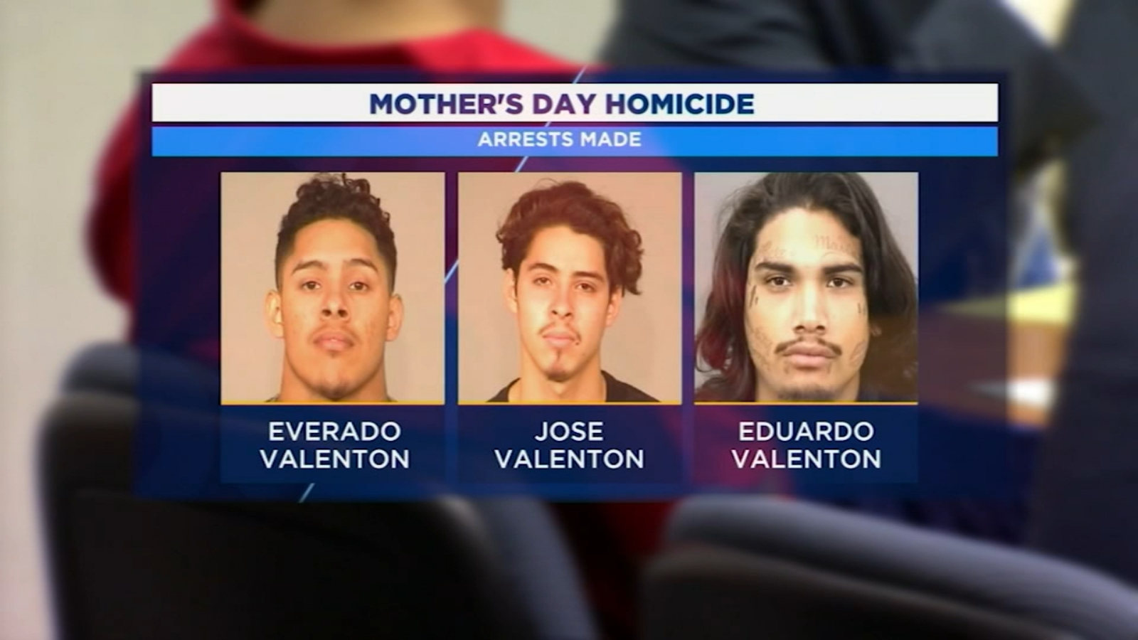 Andrea Garcia Videos romantic feud leads to mother's day murder, but who fired first?