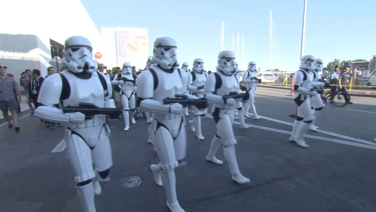 Disneyland holding auditions for 'Star Wars' Stormtroopers