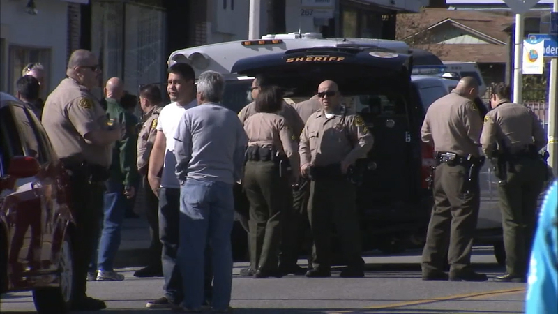 LA Sheriff's Department is hiring for over 1,000 jobs