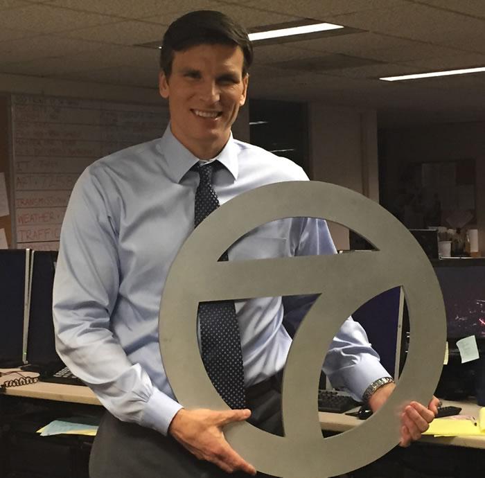 """<div class=""""meta image-caption""""><div class=""""origin-logo origin-image none""""><span>none</span></div><span class=""""caption-text"""">ABC7 News Reporter Matt Keller poses for a photo to show Super Bowl 50 spirit. (KGO-TV/ ABC7 News)</span></div>"""