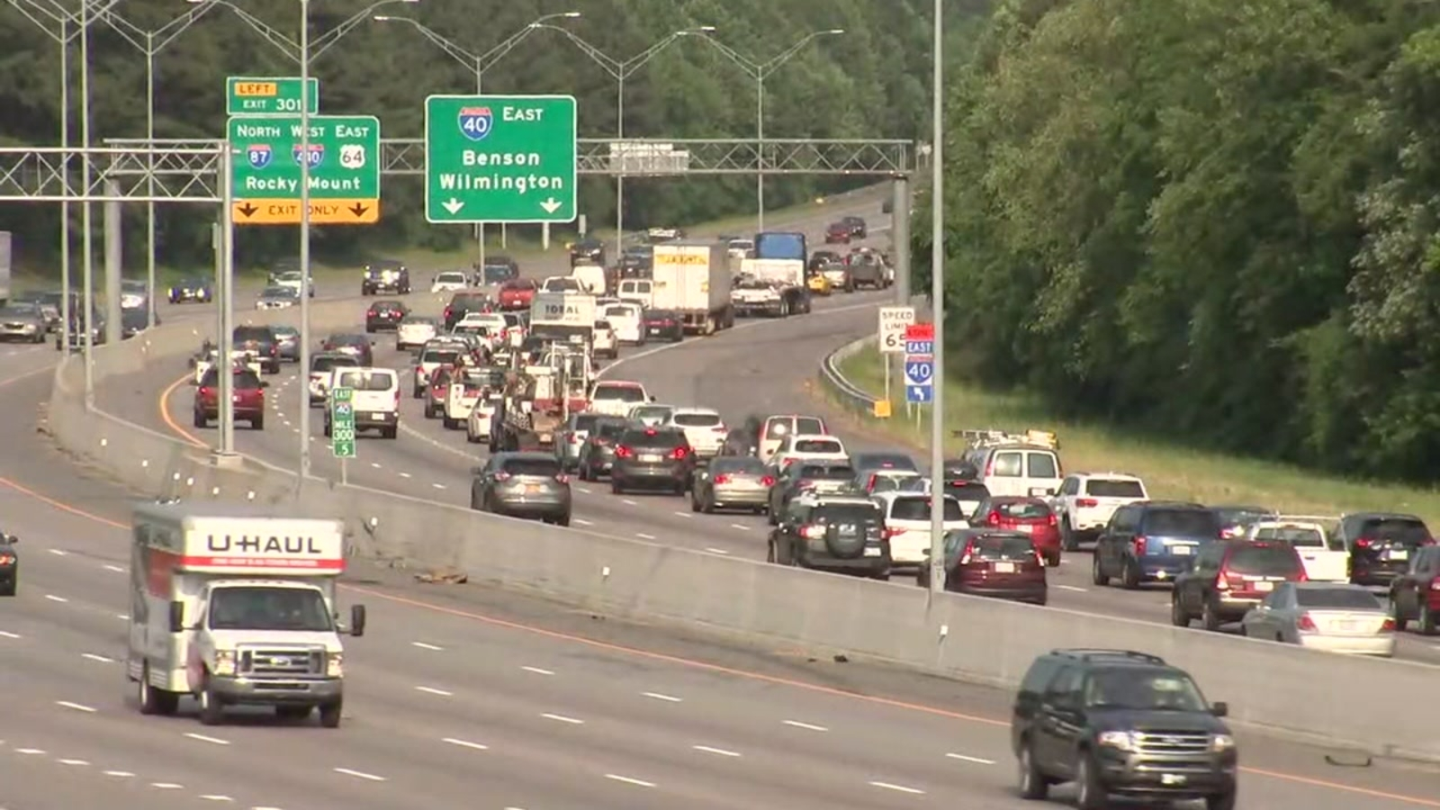 Memorial Day beach plans? Keep an eye out for traffic