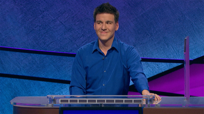 James Holzhauer reaches new 'Jeopardy!' winnings milestone