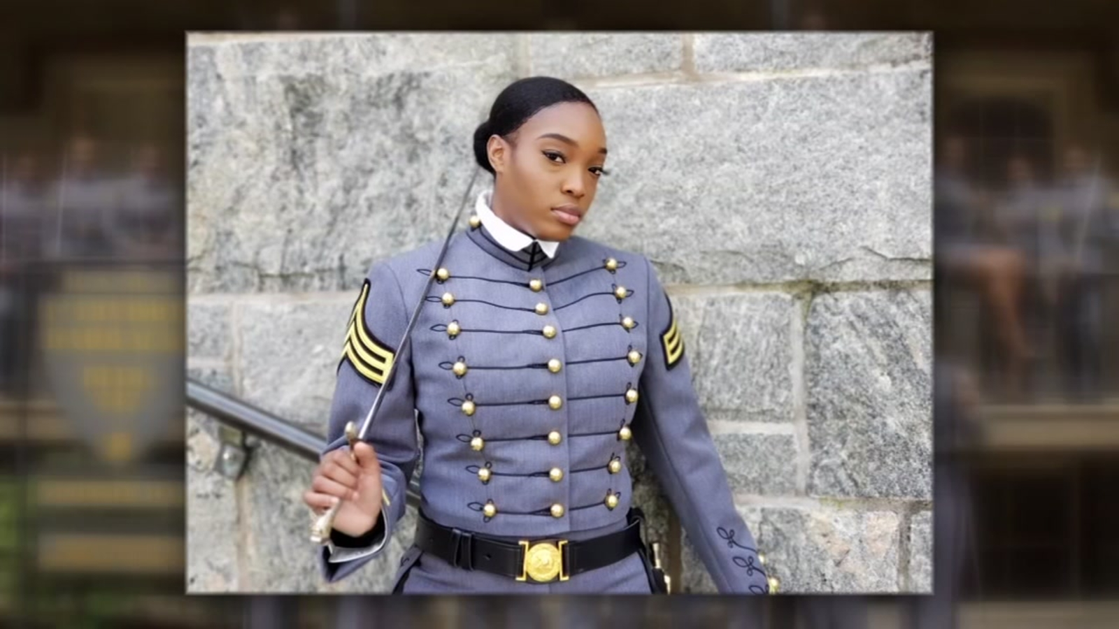 North Carolina woman is part of largest class of African-American women to graduate West Point