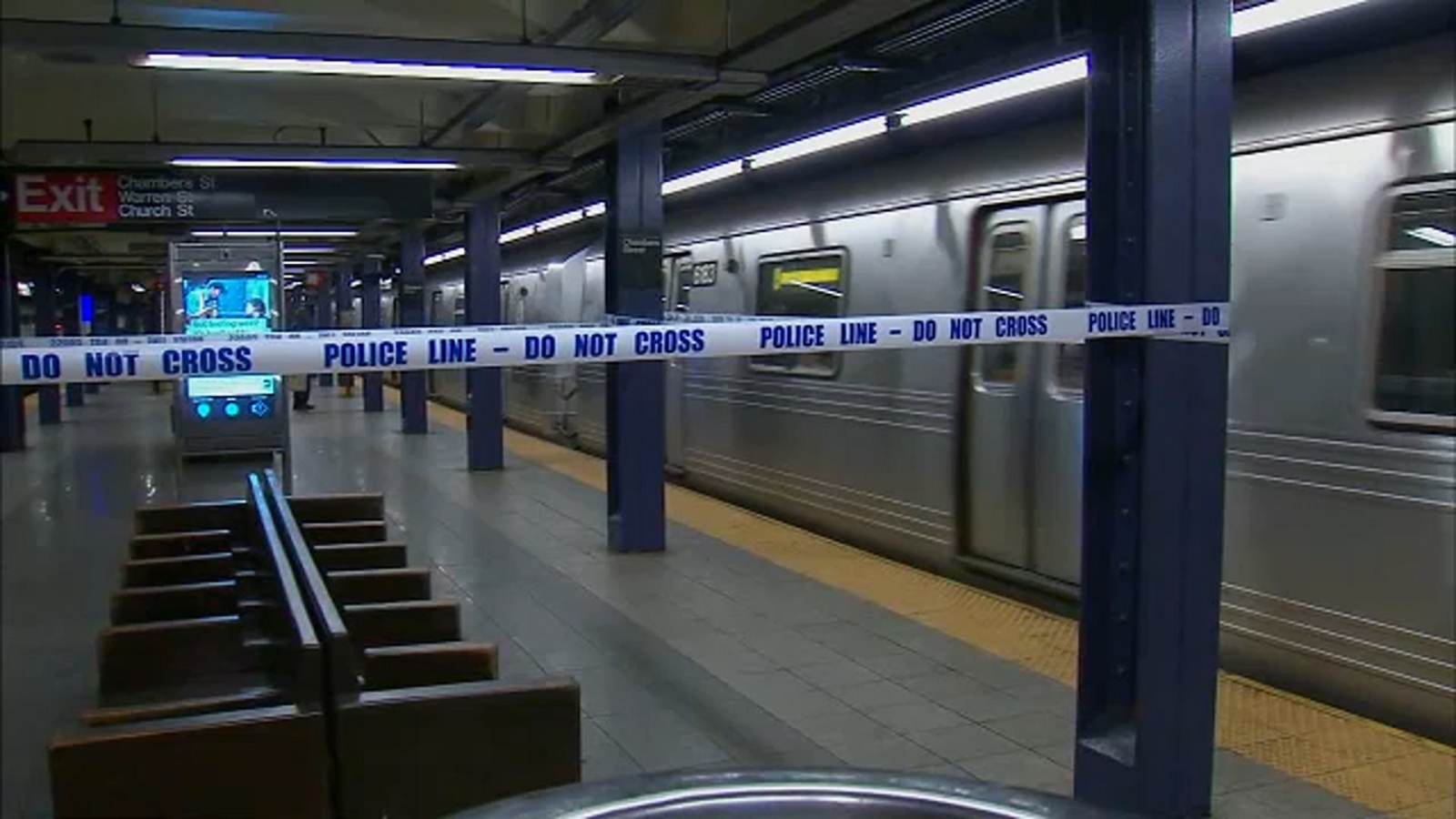 Man says attackers yelled anti-gay statements in TriBeCa subway assault