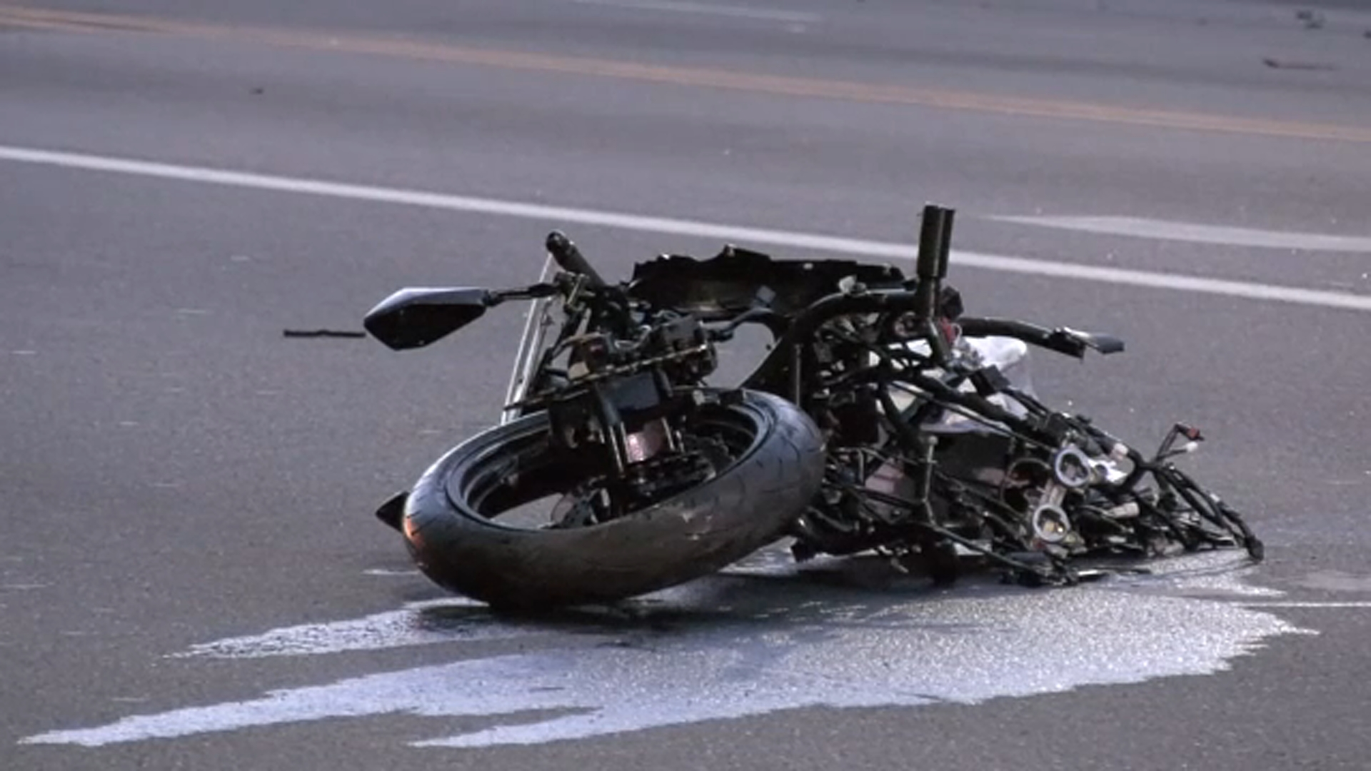 Motorcycle accident | abc7ny com