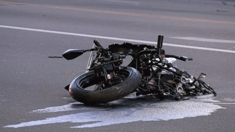28 Year Old Man Killed In Motorcycle Crash In Kensington