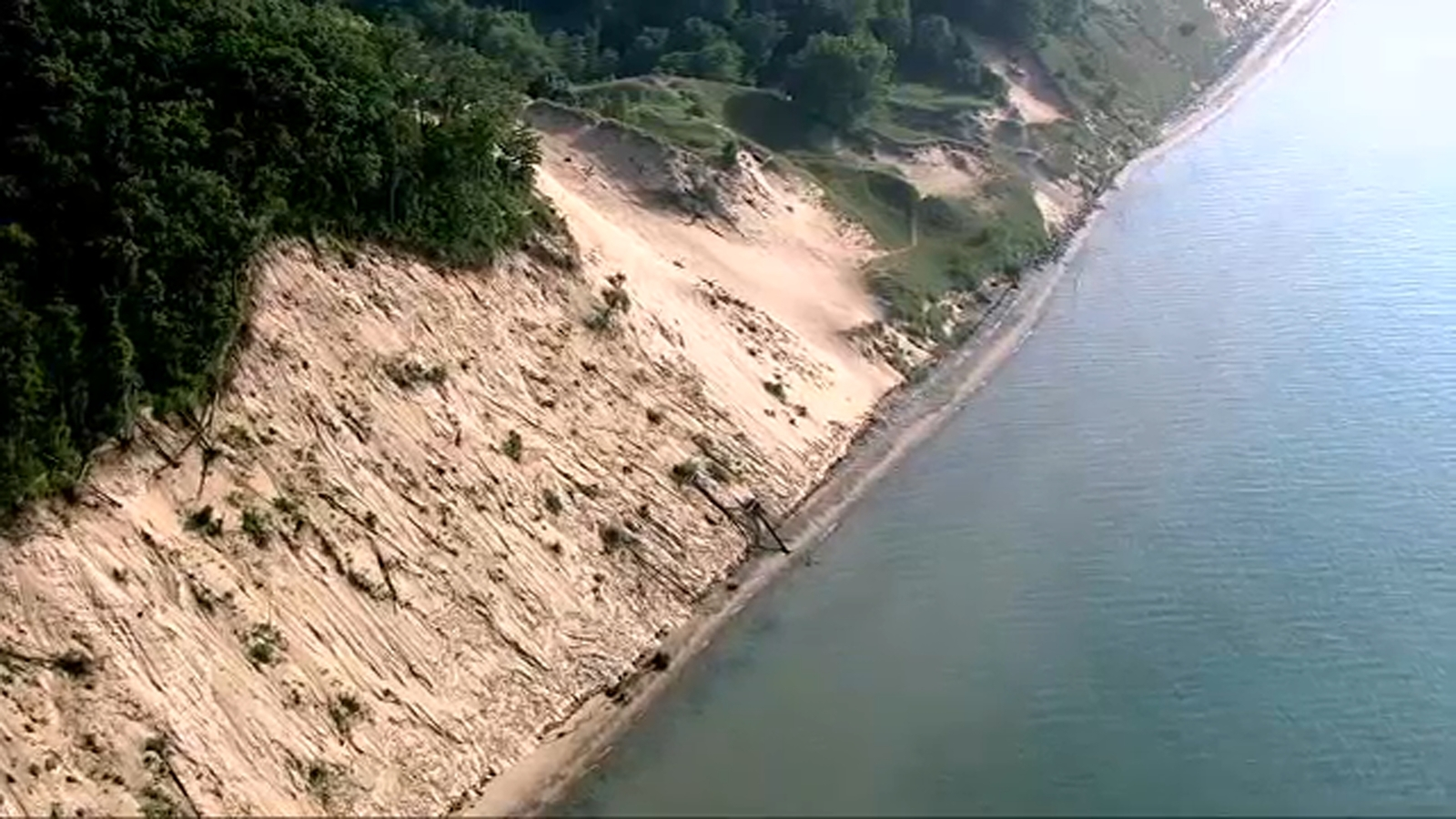 Steel plant dumps cyanide into Little Calumet River, killing fish and shutting down Indiana Dunes