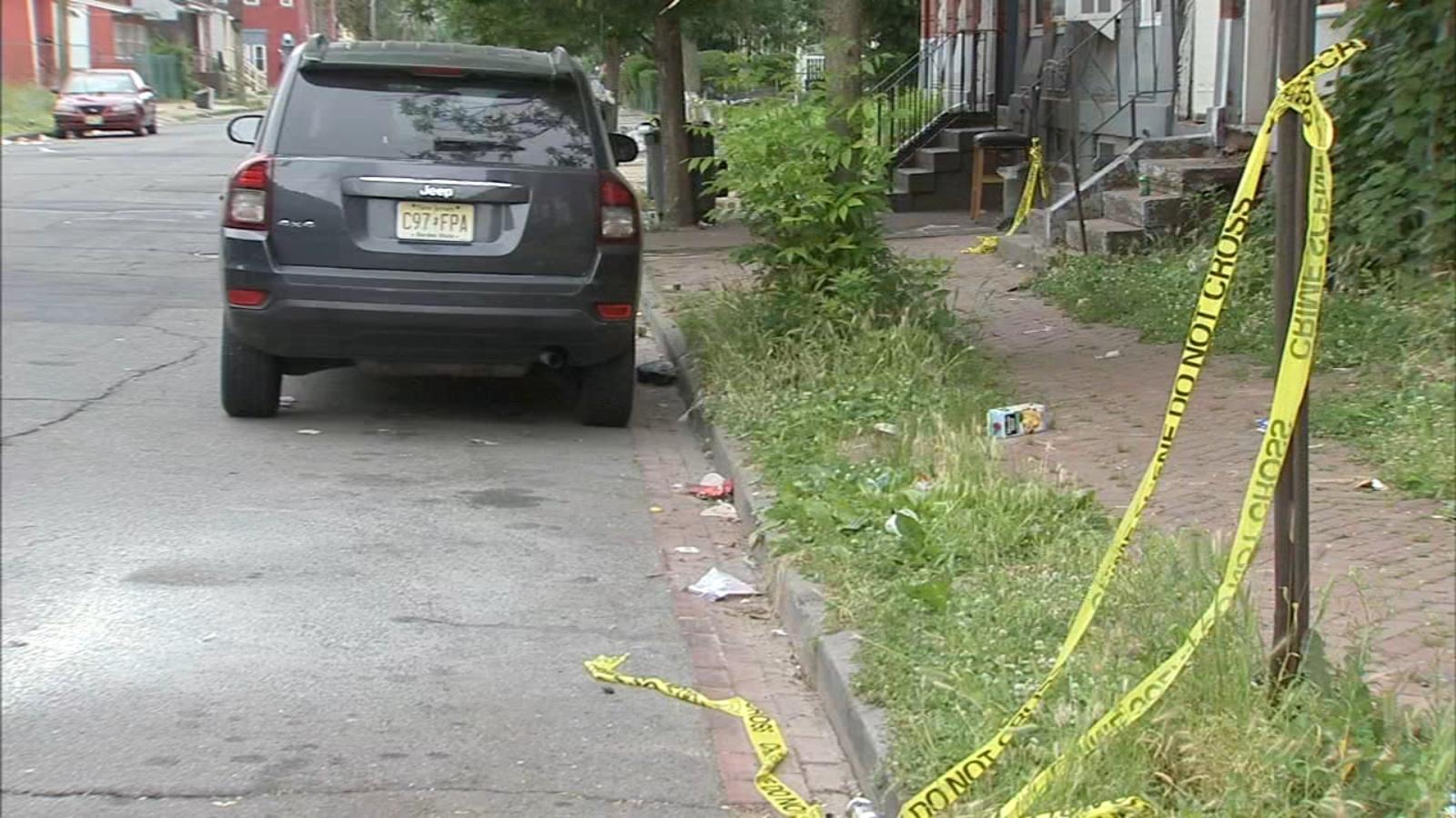 1 dead, 5 injured in Trenton shooting