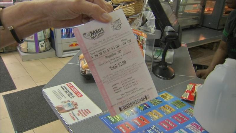 Mega Millions jackpot grows to $444M