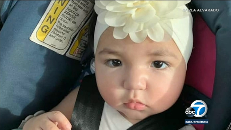 Candlelight vigil held for baby found dead in Bellflower