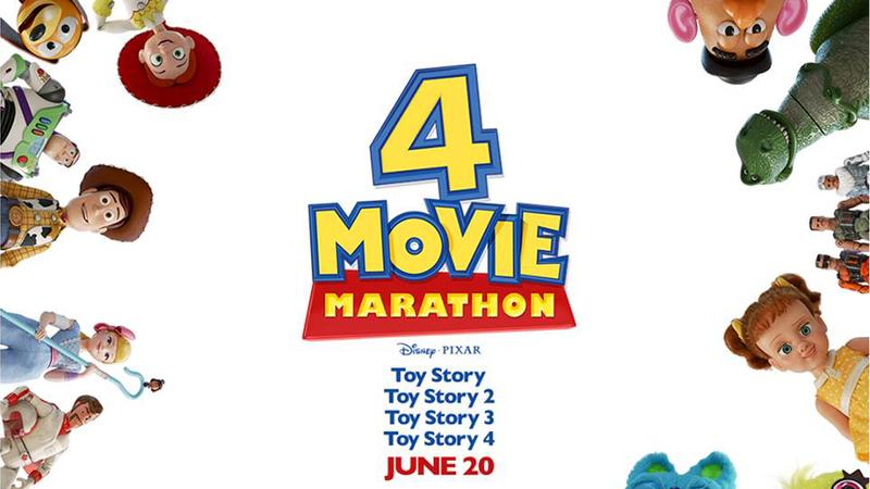 Amc Theatres To Have Toy Story Movie Marathon Ahead Of Latest Film Release Abc13 Houston