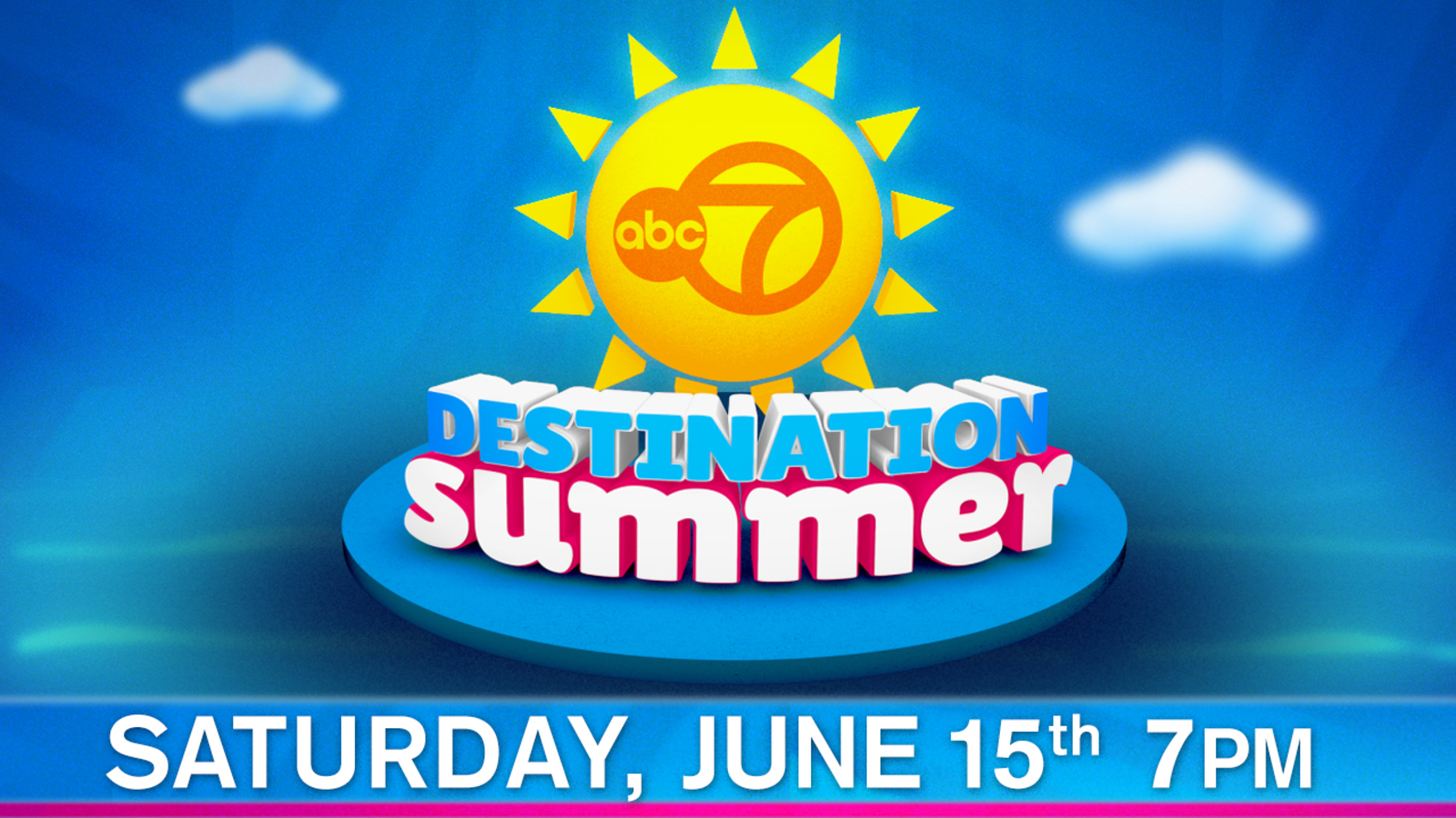 Destination Summer: only on ABC7NY!